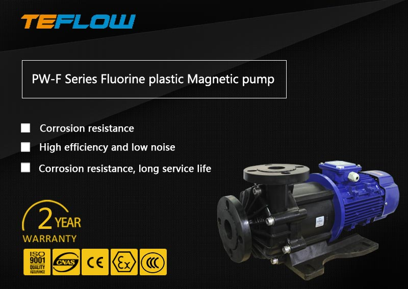PW-F magnetic pump